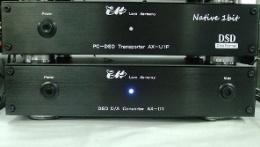 DSD再生専用 高音質 DSD D/Aコンバータ AX-D1
